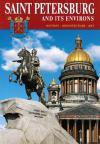 Минибуклет «Санкт-Петербург и пригороды» на английском языке