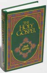 The Holy Gospel (The New Testament. Study Edition)